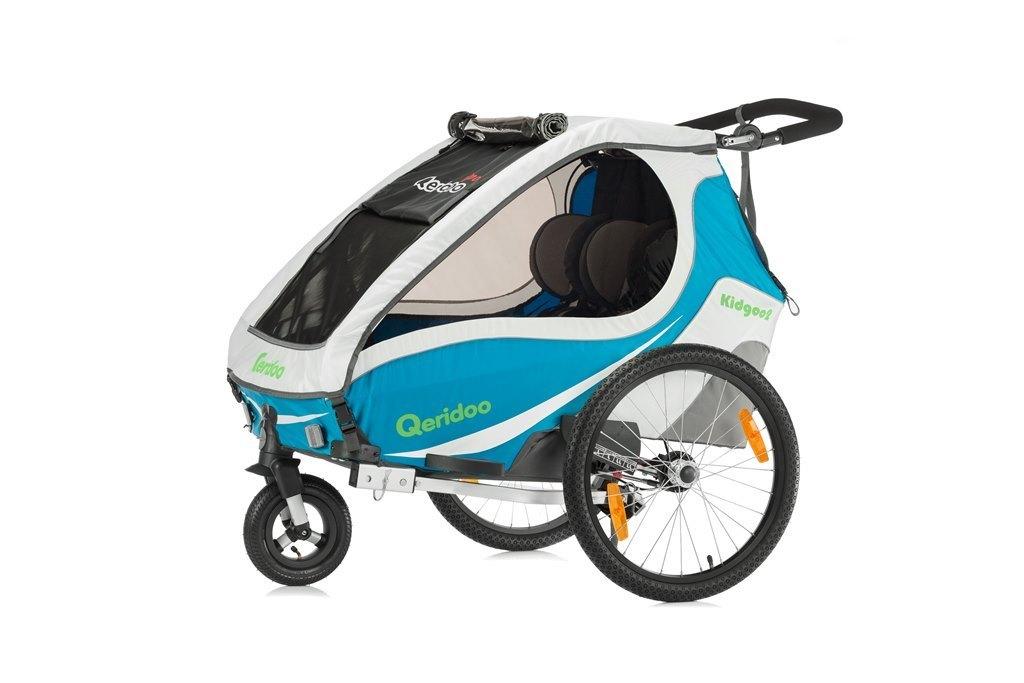 remorque vélo bébé qeridoo