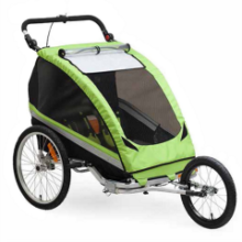 remorque vélo bébé pas cher tiggo jogger