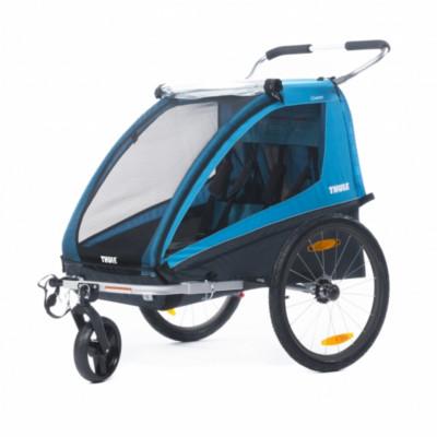 remorque vélo thule coaster