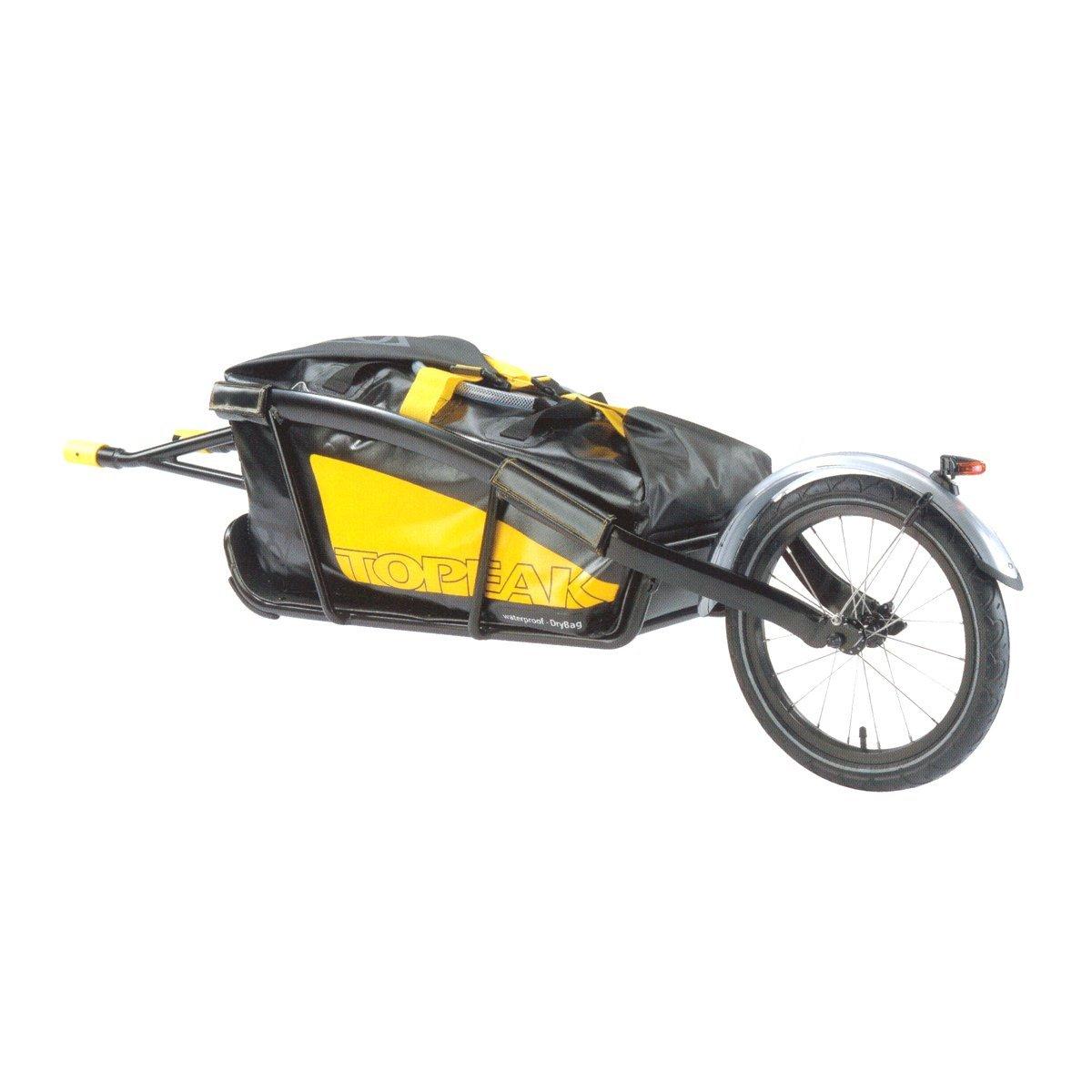 remorque vélo monoroue topeak