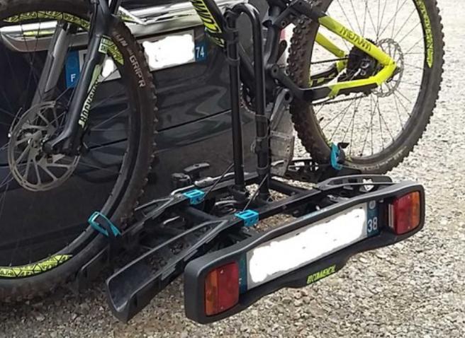 porte vélo rapidbike