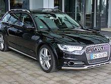 Audi A4 Allroad 8KH B8