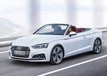 Audi A5 cabriolet f57