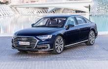 Audi A8 4H2 2018