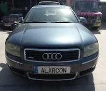 Audi A8 4E2