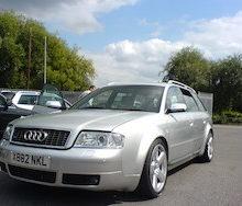 Audi S6 avant c5