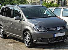 Volkswagen Touran 1T3