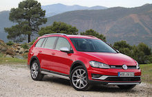 Golf Alltrack 7