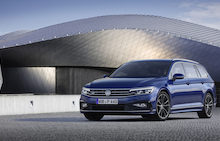 passat variant break